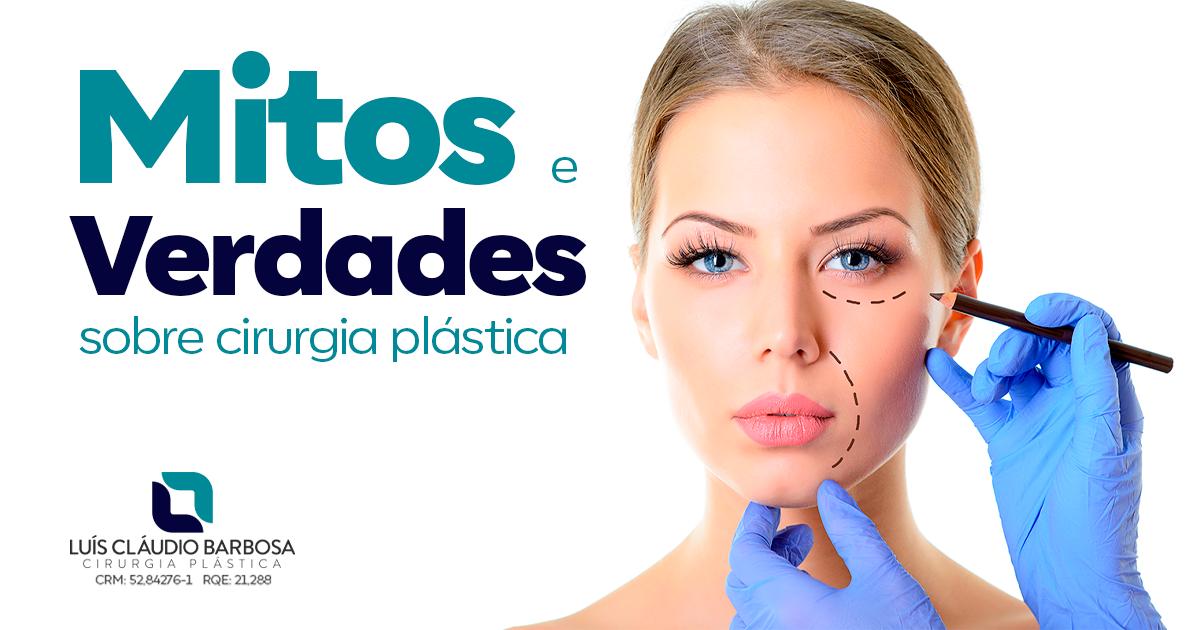 Cirurgia plástica | DR. LUIS CLAUDIO BARBOSA